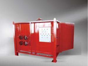 大きい暖房の能力の最も新しい産業熱気の炉