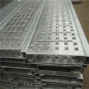 Haute qualité de la plaque en métal perforé antipatinage