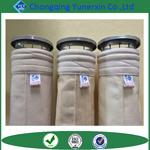 Fibra de PP + Scrim PTFE saco de filtro