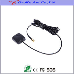 Automóvel GPS Navigator conector SMA carro externo da antena do GPS para o receptor de GPS do dispositivo de controlo do veículo da antena GPS activo