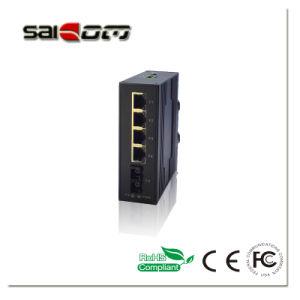 Промышленные коммутаторы Saicom волоконно-оптический приемопередатчик
