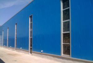 Prefabricados metálicos para la construcción de almacén de la estructura de acero