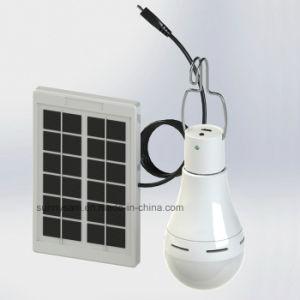 На солнечной энергии 7W/9W аккумулятор USB портативная светодиодная лампа Крюк аварийной лампы Кемпинг