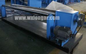 Máquina de guilhotinagem rebobinador para espessura 0.3-3mm e largura de 1.600 mm