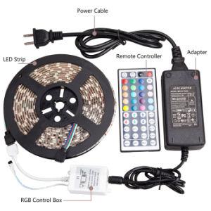 Alta Qualidade 5050 RGBW SMD LED flexíveis Luz Faixa de 5m com UL TUV Marcação RoHS à prova de água
