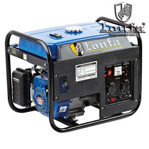 2kw 6.5HP Generador Gasolina portátiles para uso doméstico