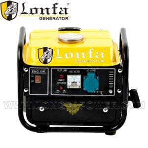 Mini-Gasolina Gasolina Gasolina de 650 W com gerador para uso doméstico