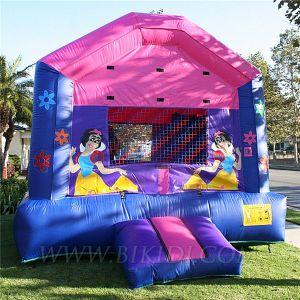Princesa inflables puentes, los niños Bouncers (B1011)