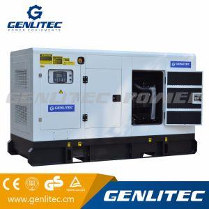 ルーマニアのためのGenlitec力のDeutzエンジン100kVAのディーゼル発電機