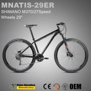 Bici di montagna della lega di alluminio di Shimano M6000-30speed del Mantis 29er
