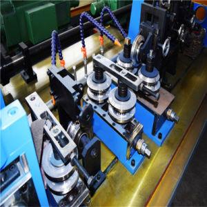 Tubo diritto completamente automatico dell'aggraffatura ERW che fa macchina