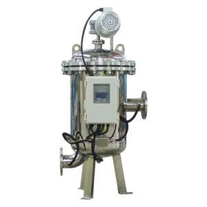 Aspiración de cepillo de limpieza automática de filtro de agua para la extracción de partícula (YLXS)