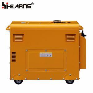 3.2kw Genset diesel silenzioso raffreddato ad aria portatile (DG4500SE)