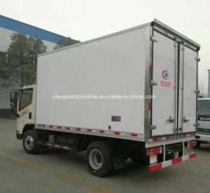 Фао 4X2 охлажденных грузовик погрузчик 5 тонн холодного хранения погрузчика