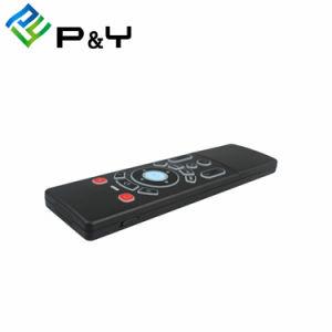 Drahtlose Bluetooth Tastatur-T6 Backlit weiße drahtlose Tastatur mit HF 2.4GHz
