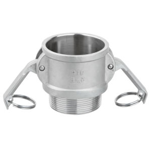 Accoppiamento rapido di l$tipo B dell'acciaio inossidabile 316