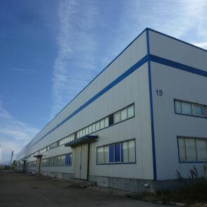 Estrutura de aço industrial prefabricadas Fabricação Manual e no depósito