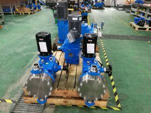 Membrane mécanique de la pompe de dosage