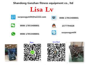 Cardio pedana mobile commerciale Tz-8000 della pedana mobile della macchina di nuovo disegno/strumentazione di ginnastica