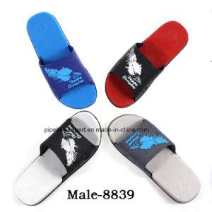 Multi PVC couleur EVA patins en caoutchouc pour les femmes selles d'accueil