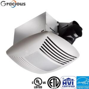 ETL Hvi UL et certifié Energy Star Ventilateur de salle de bain avec LED CFM90