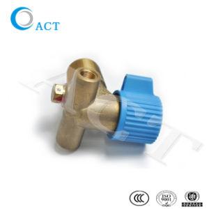 Valvola a gas del materiale da otturazione della valvola Ctf-3 della benzina di NGV
