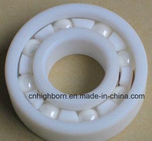 Rolamento de cerâmica com flange de cerâmica completo
