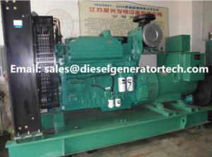 Haute puissance de groupe électrogène diesel 2200KW Cummins 2750kVA Groupe électrogène de puissance