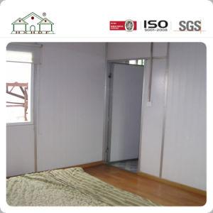 Camera domestica vivente prefabbricata più poco costosa dei pannelli a sandwich della Cina di disegni
