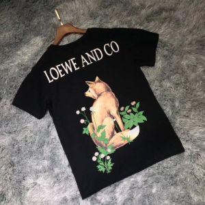 純粋な綿の不足分はカスタマイズされた最下の上の印刷された女性のTシャツにスリーブを付けた