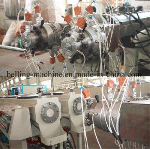 16mm 40mm 50mm 63mm de tubo de PVC doble fuera de la extrusora