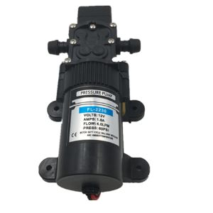 DC мини-водяной насос диафрагменный насос для сада механизма