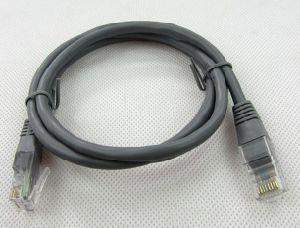 50m exterior FTP Cat5e Cable de conexión de red