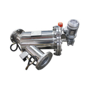 Trattamento delle acque industriale del filtrante della spazzola di auto pulizia
