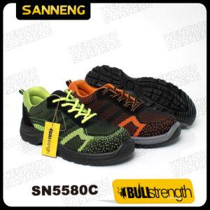 3acd14b73 Ce S1p Deporte Zapatos de seguridad de tela con suela de poliuretano  PU/superior de alta calidad ligero Wearproof hombres/mujeres/Dama Calzado  de trabajo y ...