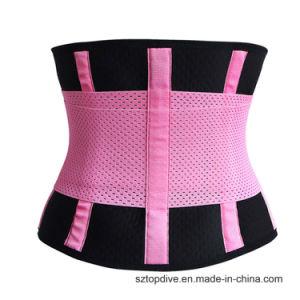 Transpirable neopreno de alta calidad de colores peso perdido el apoyo de la cintura de Fitness
