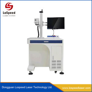 máquina de esculpir a laser de alta Fibra Standar para produtos industriais