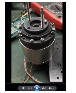 統合された共同のロボット接合箇所167nmは側面を待機する