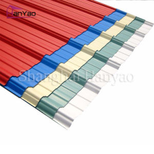 Mieux vendre Toit métallique recouvert de feuille de couleur/couleur tuile de toit métallique en acier