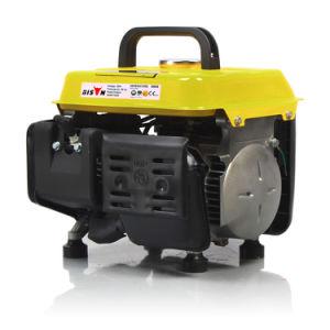 Bison (China) 2 tiempos 950 Generador de gasolina de potencia portátil Mini generador de 950 vatios