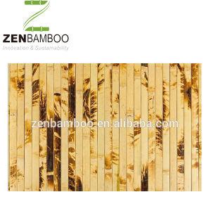Comitato di parete di bambù naturale amichevole della fibra di Eco