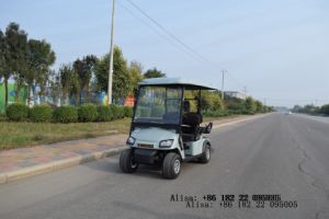 2+2 Lugares mini-Golf Club Carrinho com marcação CE para o Turismo