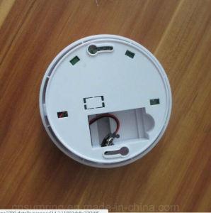Главная Продукты для обеспечения безопасности работает от батареи независимых 9V дыма с Пыленепроницаемость Anti-White функция освещения