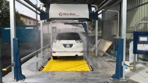 Laser commerciale del Cile che lava rapidamente il sistema della macchina della strumentazione del lavaggio di automobile di Touchless completamente automatico con il prezzo poco costoso S9-A2