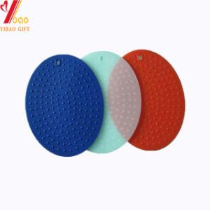 Rutschfeste Qualitäts-Silikon-Cup-Großhandelsmatte mit Coastor (YB-HR-35)
