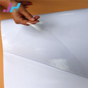 A decoração do carro adesivo de vinil Semi-Removable Vinil auto-adesivo transparente