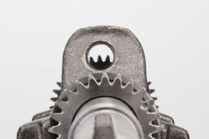 Bison 168-1 El cigüeñal del motor del cigüeñal de 23mm Piezas cigüeñal del motor de 6.5HP conj.