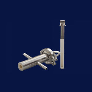 非常に耐久力のあるジルコニア充填機のための陶磁器ピストン弁