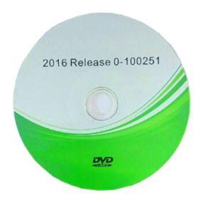 Echte Originele 2016. R0 CD van de Software van de Versie! ! ! voor Al Vd Tcs Cdp PRO plus Multidiag PRO+ plus Wow Mvdiag het Kenmerkende Hulpmiddel van Snooper