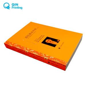 中国の工場印刷の自己の出版の本